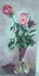Růže z vernisáže