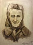 Babička Báštěcká - portrét