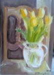 cyklus Květinová - Tulipány