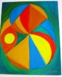 Guľatá abstrakcia