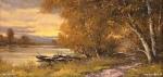 Ráno pri rieke