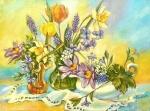 Jarní zátiší