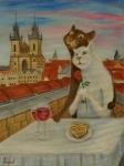 Kočičí rande v Praze
