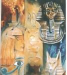 Maja-kojná Tutanchamona