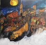 ''Noční město''