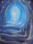 modrá jeskyně