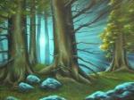 Lesní proud