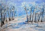 Zimná krajina2