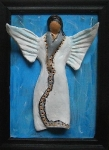 Anjel v modrom..