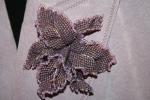 brož Orchidej