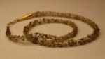 Náhrdelník - surové diamanty