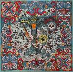 Dámský šátek s Moranou