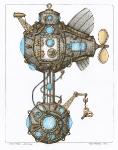 Jules Verne - Submarine