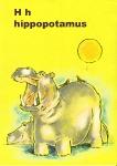 alphabet-hippopotamus