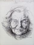 Portrét staré ženy