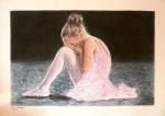 Uplakaná baletka