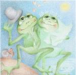 Žabí svatba